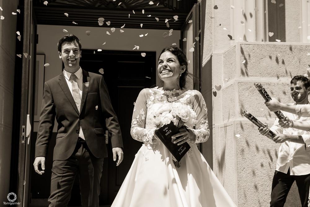 Photographe Mariage à Nice Shooting - Yoni Garner