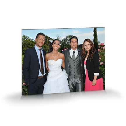 Magnet photo mariage